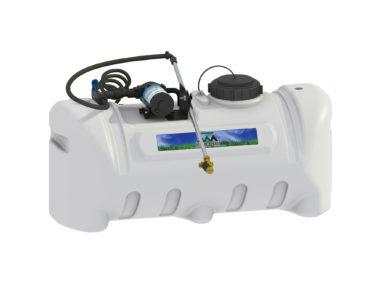 25 gallon economy atv broadcast sprayer