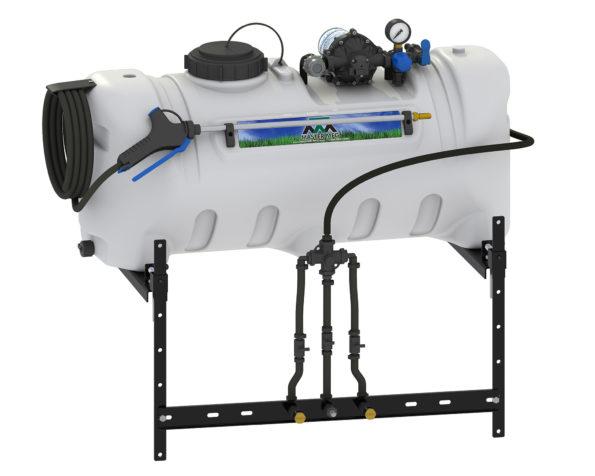25 gallon ATV premium broadcast sprayer
