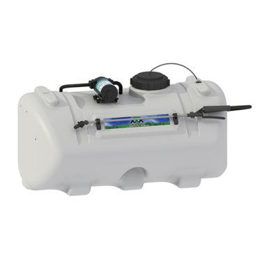 40 gallon spot sprayer