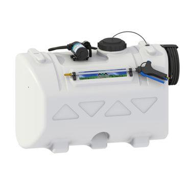 60 gallon deluxe spot sprayer