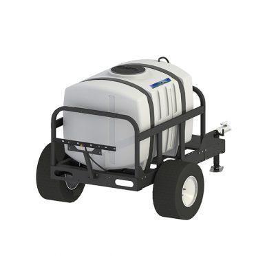 200 gallon broadcast trailer sprayer